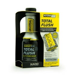 TotalFlush - очисник маслосистеми двигунів 250 мл (XA 40613)