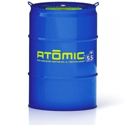 Напівсинтетична олива 10W-40 SL/CF Atomic Pro-Industry  200 л (XA 25744)