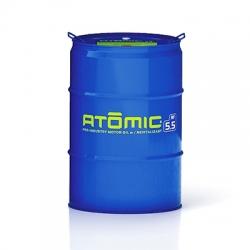Напівсинтетична олива 10W-40 SL/CF Atomic Pro-Industry  60 л (XA 25644)