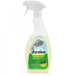 Засіб для видалення вапняного нальоту та іржі «DOMO», Лимон 500 мл (XD 12127)