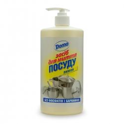 Засіб для миття посуду DOMO