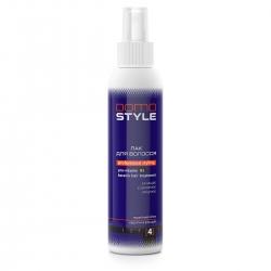 Domo Style 4 - лак для волос, сверхсильная фиксация 150 мл (XD 11099)