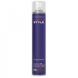 Domo Style 4 - лак для волос, сверхсильная фиксация 300 мл (XD 10099)