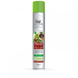 Освіжувач повітря, парфумований «Зелена кава і тирамісу» 300 мл (XD 10110)
