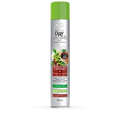Освіжувач повітря, парфумований «Зелена кава і тирамісу»