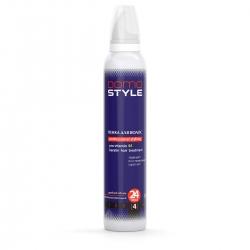 Domo Style 4 - пінка для волосся, надміцна фіксація 200мл (XD 20005)