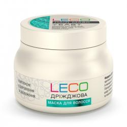 LECO  Маска для волос  дрожжевая 250 мл (XL 40050)