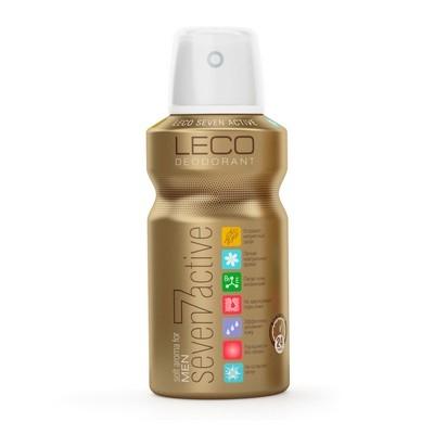 Дезодорант - антиперспірант для чоловіків «LECO» GOLD