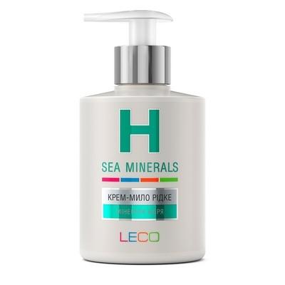 Крем-мило рідке LECO «Мінерали моря»
