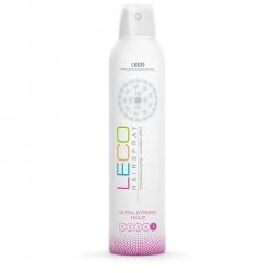 Лак для волосся  LECO, ультрасильна фіксація ( 5 ) 300 мл (XL 20003)