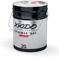 Синтетична олива 5W-40 SM/CF XADO Atomic Oil  20 л (XA 28522)