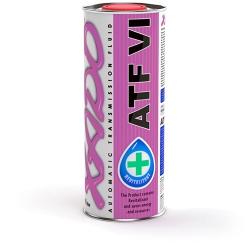 Трансмісійна олива ATF VI XADO Atomic Oil  1 л (XA 20124)
