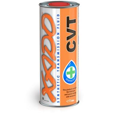 Трансмісійна олива CVT XADO Atomic Oil