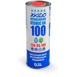 Синтетична олива Refrigeration Oil 100 XADO  0,5 л (XA 60203)