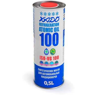 Синтетична олива Refrigeration Oil 100 XADO
