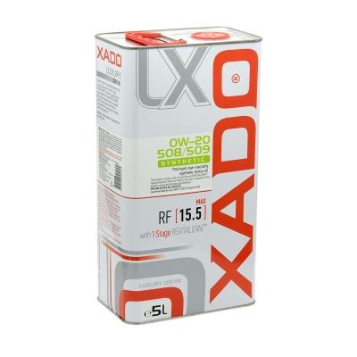 Синтетична олива 0W-20 508/509 SYNTHETIC XADO Luxury Drive