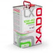 Синтетическое масло 10W-40 SYNTHETIC XADO Luxury Drive