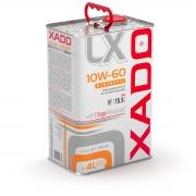 Синтетическое масло 10W-60 SYNTHETIC XADO Luxury Drive