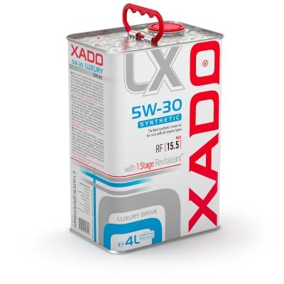 Синтетична олива 5W-30 SYNTHETIC XADO Luxury Drive