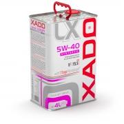 Синтетическое масло 5W-40 SYNTHETIC XADO Luxury Drive