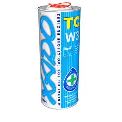 Мінеральна олива TC W3 XADO Atomic Oil  1 л (XA 20117)