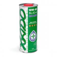 Напівсинтетична олива 10W-40 SL / CI-4 XADO Atomic Oil