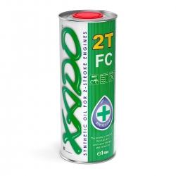 Синтетична олива для мототехніки 2T FC XADO Atomic Oil 1 л (XA 20116)