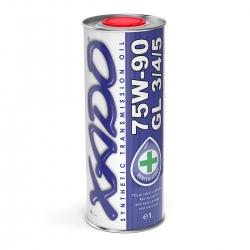 Трансмісійна олива 75W-90 GL 3/4/5 XADO Atomic Oil  1 л (XA 20118)