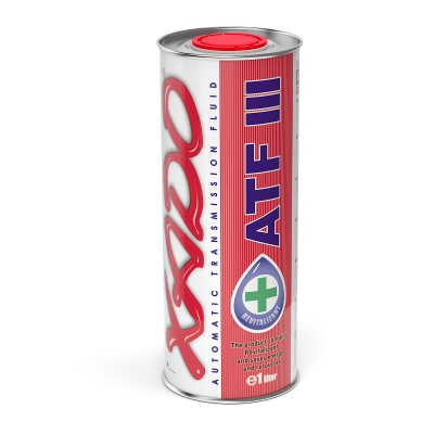 Трансмісійна олива ATF III XADO Atomic Oil