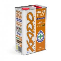 Минеральное масло 10W-30 SL/CF XADO Atomic Oil  4 л (XA 20211)