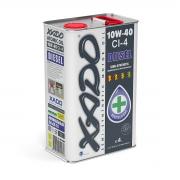 Дизельное масло 10W-40 CI-4 Diesel XADO Atomic Oil