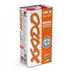 Минеральное масло 10W-30 SL/CF XADO Atomic Oil  5 л (XA 20311)