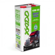 Напівсинтетична олива 10W-40 Diesel Truck XADO Atomic Oil