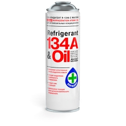 XADO REFRIGERANT 134a & Oil 650 мл (XA 60102)