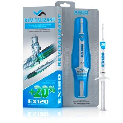 Ревіталізант EX120 для гідропідсилювача керма і гідравлічного устаткування