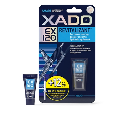Revitalizant EX120 для гідропідсилювача керма і гідравлічного устаткування