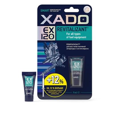Revitalizant EX120  для всех типов топливной аппаратуры и систем впрыска