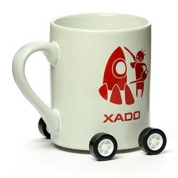 Кружка XADO  300 мл (РВ00000004)