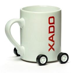 Кружка XADO на коліщатках 300 мл (РВ00000003)
