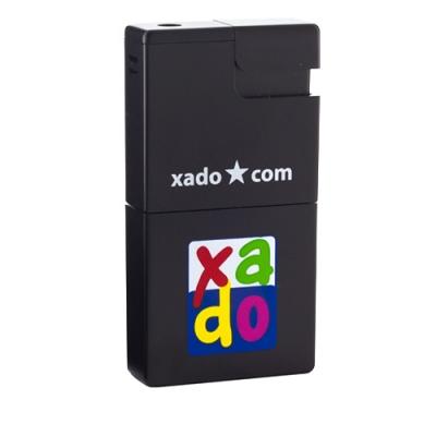 Газова запальничка-попільничка з логотипом «XADO», 80х40х14 мм