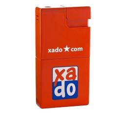 Запальничка-попільничка в фірмовому стилі «XADO» 1 шт (РП 10013)