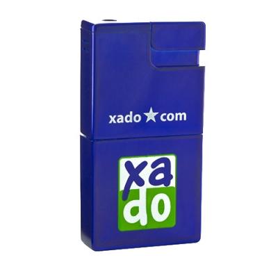 Запальничка-попільничка «XADO» з пластиковим корпусом