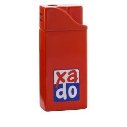 Запальничка в стилі «XADO», маленька красный (РП 10020)