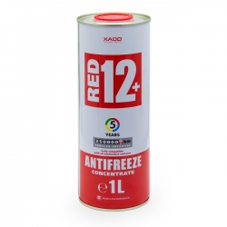 Концентрат антифризу для двигуна Antifreeze Red 12+ 1 л (XA 50001)