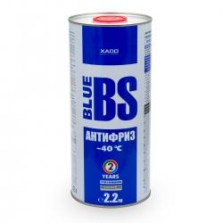 Антифриз для двигуна Antifreeze Blue BS -40⁰С 2.2 кг (XA 50205_)