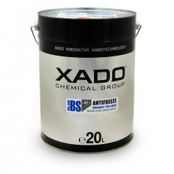 Антифриз для двигуна Antifreeze Blue BS -40⁰С 20 л (XA 58505)
