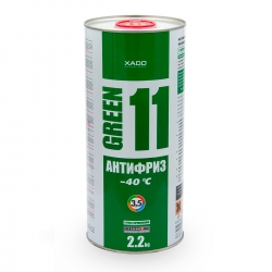 Антифриз для двигуна Antifreeze Green 11 -40⁰С 2 л (XA 50206_)