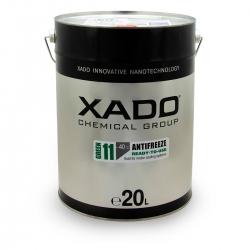 Антифриз для двигуна Antifreeze Green 11 -40⁰С 20 л (XA 58506)