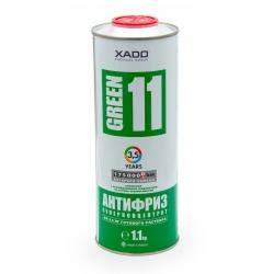 Концентрат антифризу для двигуна Antifreeze Green 11 1.1 кг (XA 50004_)