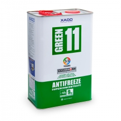 Концентрат антифризу для двигуна Antifreeze Green 11 4 л (XA 50304_)